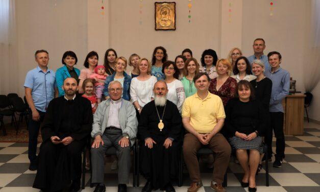 Студенти Луцького екзархату склали випускний богословський іспит КПІ УКУ