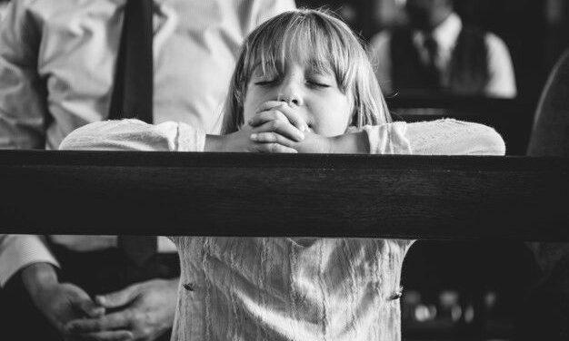Хай молитва буде короткою, але щоденною
