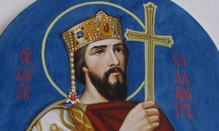 Отець Олег Кіндій: «Святий Володимир – це той державець, який розумів, що без душі народ загине»