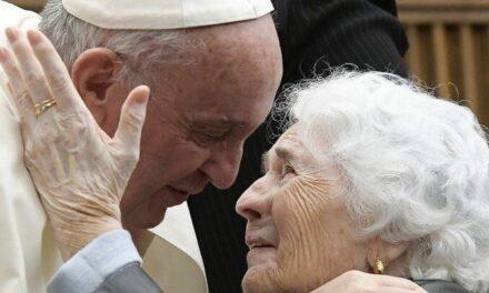 Послання Папи на Всесвітній день дідусів і бабусь: мрії, пам'ять і молитва