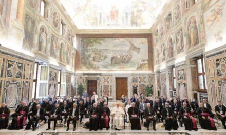 Папа: катехизація – шлях, що веде до прийняття Божої любові