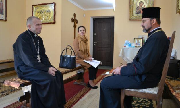 В Одеському екзархаті відновили проведення катехитичних візитацій