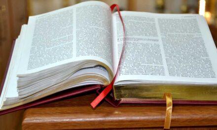 25 ТЕМА (ч. 1): Літургія Слова