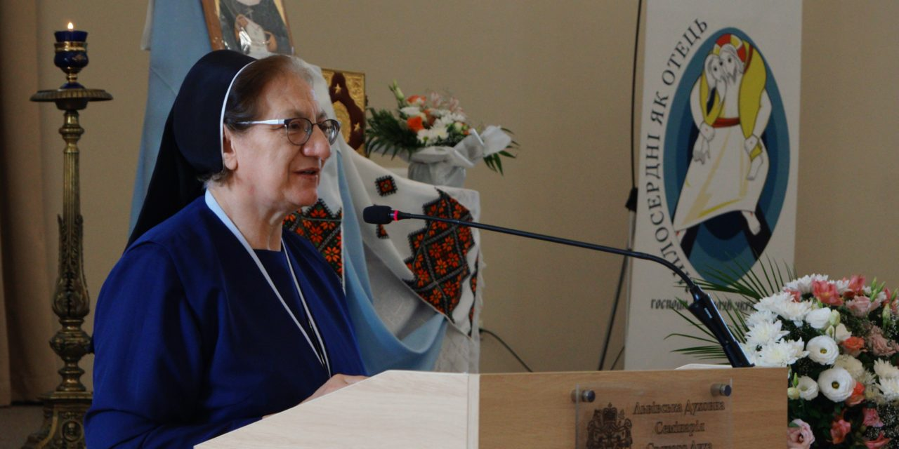 С. д-р Луїза Цюпа: «Нам потрібне товариство катехитів»