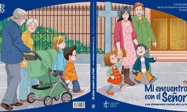 В Іспанії видано перший катехизм для дітей від 0 до 6