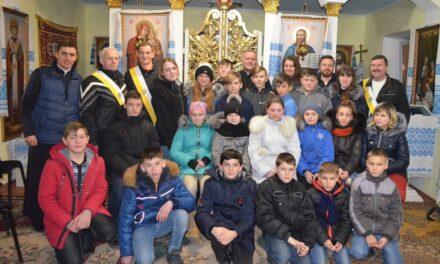 Катехитична школа в Мелітополі: з батьками для дітей
