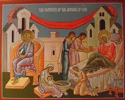 Слово на Різдво Пресвятої Богородиці